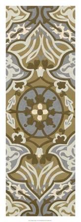 Palladium Tapestry I by Chariklia Zarris art print