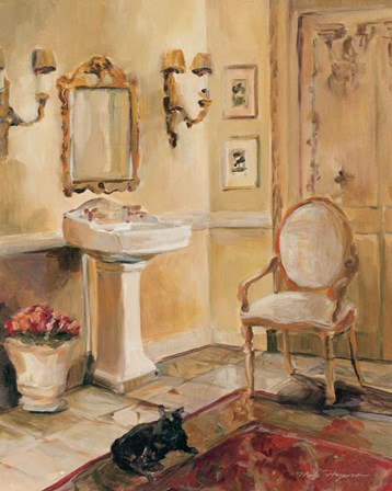 French Bath II by Marilyn Hageman art print