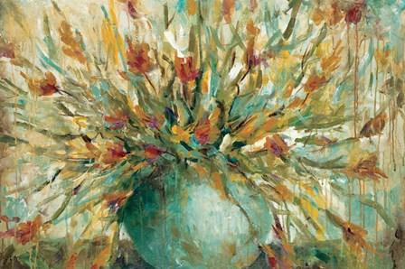 Grande Bouquet by Wani Pasion art print
