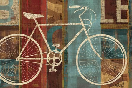 Breaking Away by Michael Mullan art print