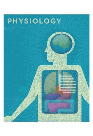 Physiology by John W. Golden art print