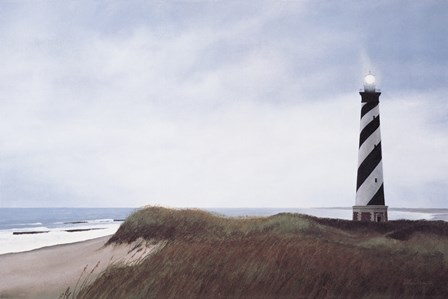 Cape Hatteras by David Knowlton art print