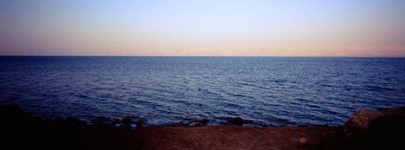 Dead Sea, Jordan by Panoramic Images art print