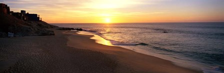 Sunrise over Los Cabos, Mexico by Panoramic Images art print