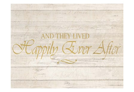 Happily Ever After by Kimberly Allen art print