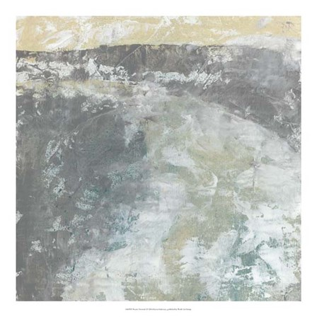 Pensive Neutrals I by Karen Suderman art print