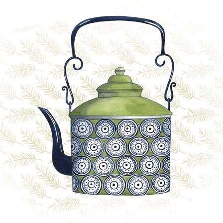 Sweet Teapot IV by Grace Popp art print