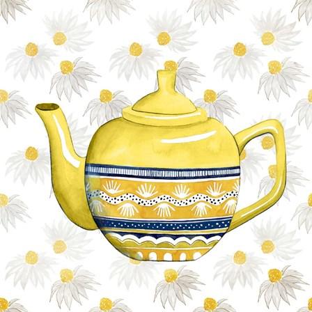 Sweet Teapot V by Grace Popp art print