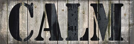 Country Sign 5 by LightBoxJournal art print