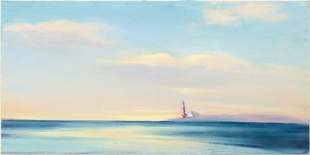 Dawn Beacon by Julia Purinton art print