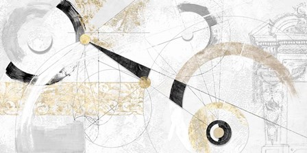 Nero e Oro by Arturo Armenti art print