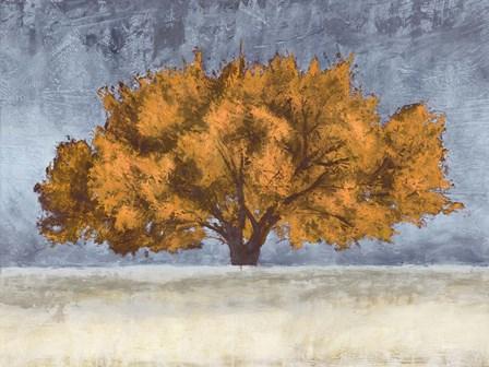 Golden Oak by Jan Eelder art print