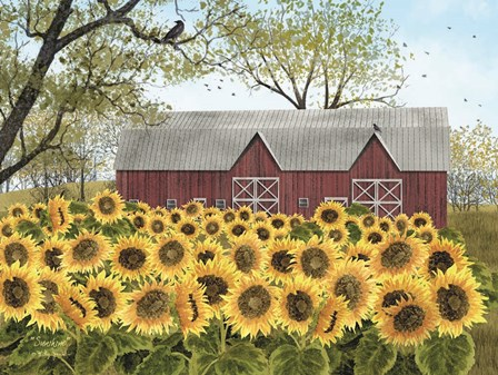 Sunshine by Billy Jacobs art print